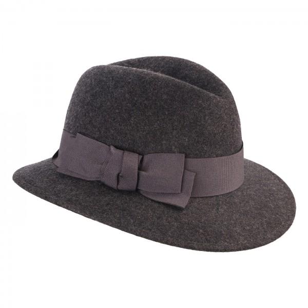 Bedacht Damen Fedora Hut Berlin online kaufen Wollfilz