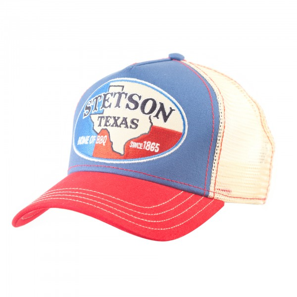 Truckercap 'Texas' von Stetson