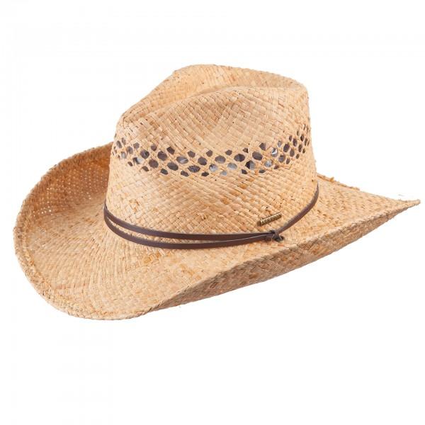 Western Cowboyhut 'Larimore' von Stetson Ventiliert