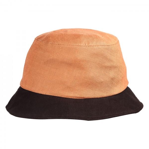 Knautschbarer Angler Bucket Hat 'Senoir Rossi' von FeineHüteBerlin