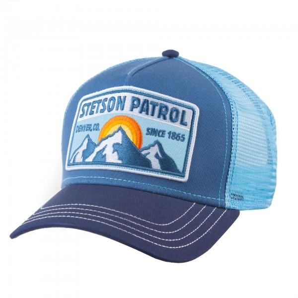 Truckercap 'Patrol' von Stetson